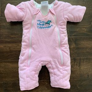 Other - 3-6 mos. baby Merlin magic sleepsuit